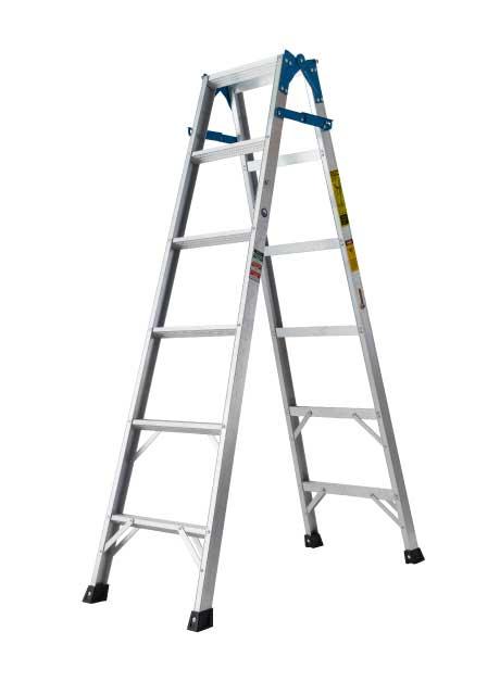 Aluminium Dual Purpose Ladder – 6 Steps (DP06)