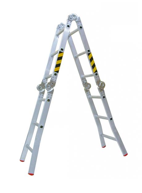 Aluminium Multi-Purpose Ladder 12 Steps (WMP-12)