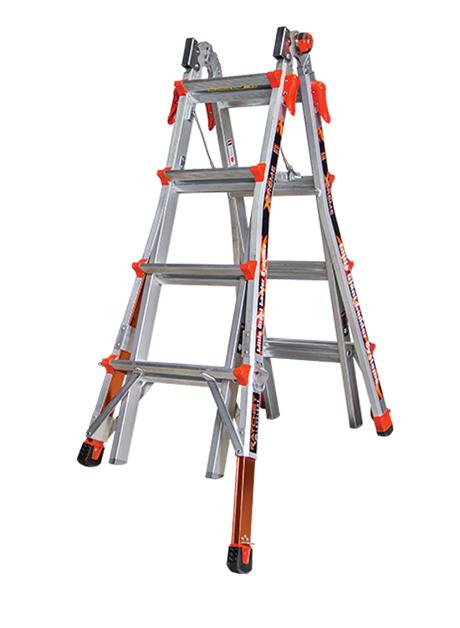 Aluminium Xtreme Model Ladder 16 Steps (12317)