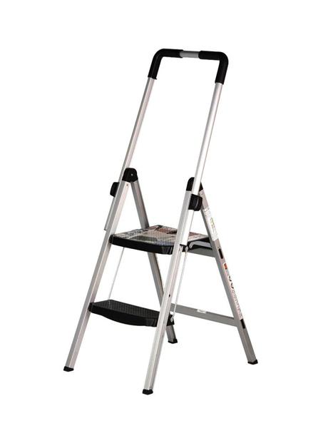 Aluminium Magic Fold™ Ladder 2 Steps (11-602ABL1)