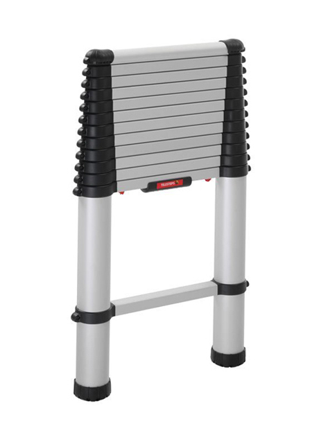 Aluminium Telescopic Ladder 13 Steps (HPS-38BC)