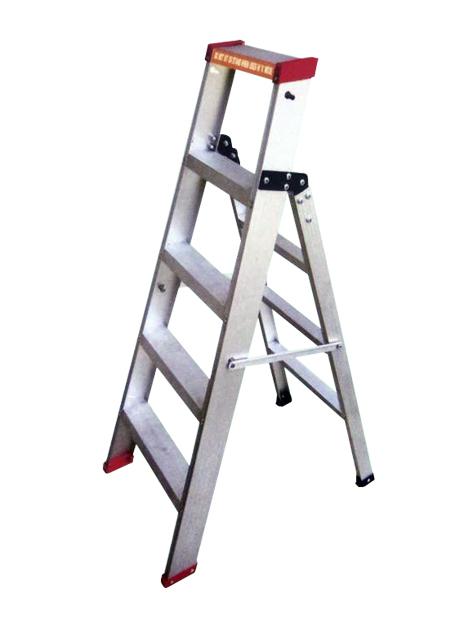 Aluminium 2 in One Ladder 5+3 Steps (GL05)