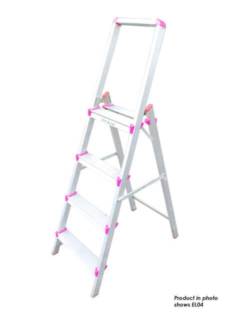 Aluminium E Ladder 8 Steps (EL08)