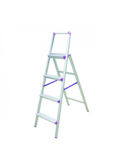 Aluminium Elegant Ladder – 4 Steps (ES04)