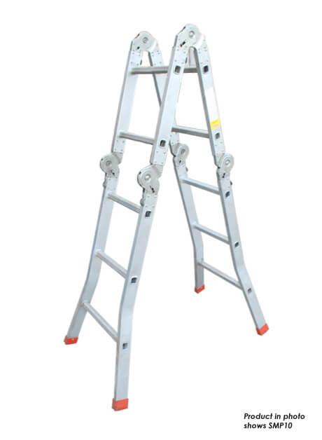 Aluminium Multi-Purpose Ladder 12 Steps (SMP12)
