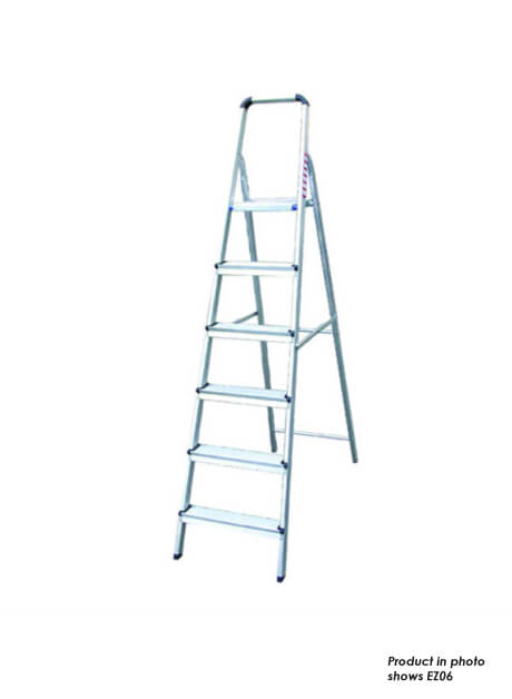 Aluminium Platform Ladder -8 Steps (EZ08)