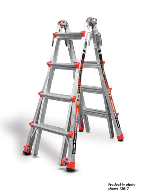 Aluminium Revolution XE Model Ladder 20 Steps (12022)