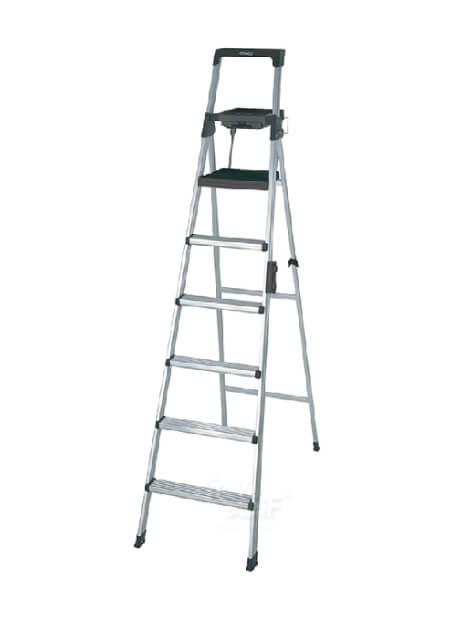 Aluminium Signature Series Ladder 6 Steps (2081-A-ABL)
