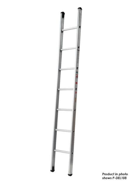 Aluminium Single Pole Ladder – 9 Rungs (P-DEL110)
